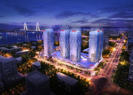 湛江建筑风景图